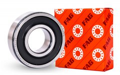 The development history of FAG bearings